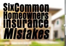 Six-Common-Homeowners-Insurance-Mistakes